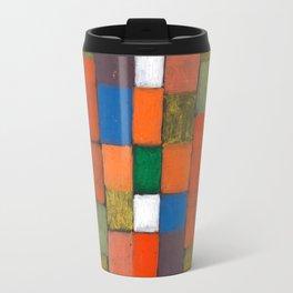 Static-Dynamic Gradation by Paul Klee, 1923 Travel Mug