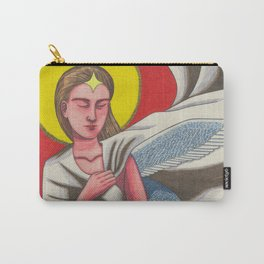 Super-Connected Carry-All Pouch