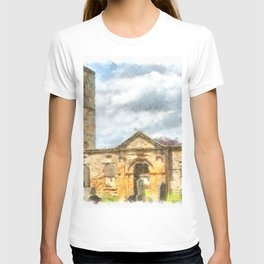 Old Holy Trinity Church, Wentworth T-shirt