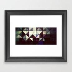 Glyzbryks 2014 Framed Art Print