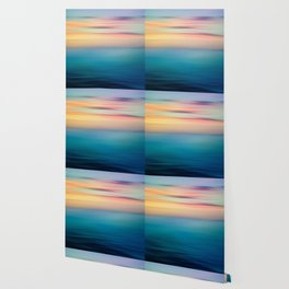 Abstract Seascape Wallpaper
