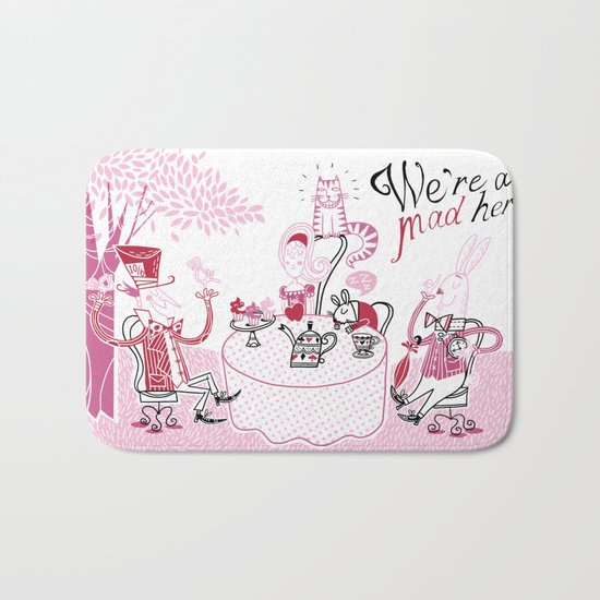 Alice Bath Mat