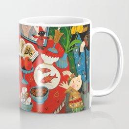 Happy Nowruz, Iranian New Year Coffee Mug