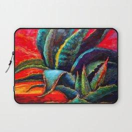 WESTERN DESERT BLUE AGAVE Laptop Sleeve