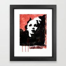 The Marilyn Monroe Beyond Framed Art Print