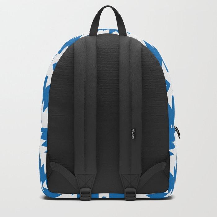 NavNa Blue Backpack