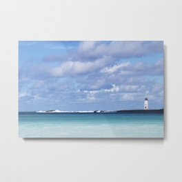 Bahamas Cruise Series 143 Metal Print
