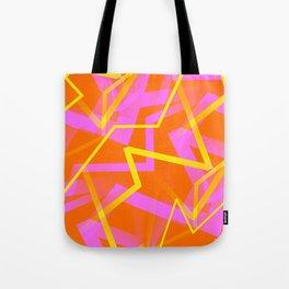Calypso - Abstract Tote Bag