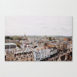 Oxford, England Canvas Print