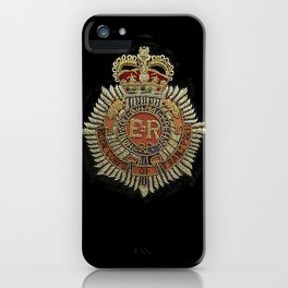 RCT badge iPhone Case