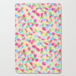 01 Loose Confetti Cutting Board