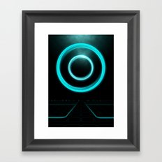 Master Control Program (MCP) Framed Art Print