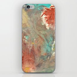 A Voice Cries Out iPhone Skin