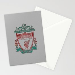LiverpoolFC Stationery Cards