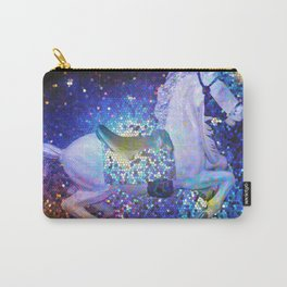 Fantasy Carnival Horse Carry-All Pouch