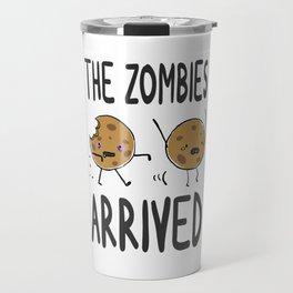 Zombie Cookie Travel Mug