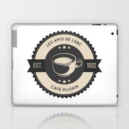 Café Musain Laptop & iPad Skin