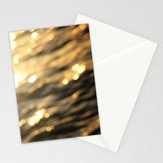 Golden Paradise Stationery Cards