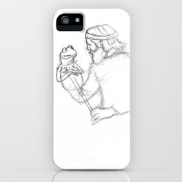 Jim Henson iPhone Case