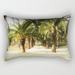 Tunnel Vision Rectangular Pillow
