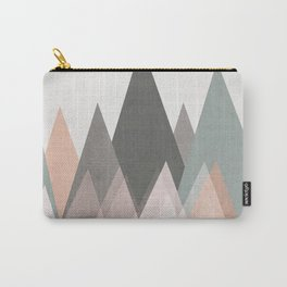 pastel plateau Carry-All Pouch