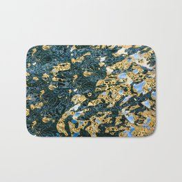 reflection abstract Bath Mat