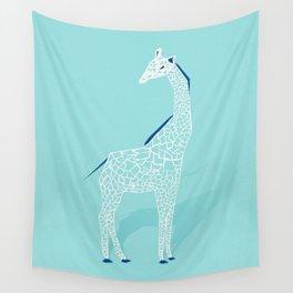Animal Kingdom: Giraffe II Wall Tapestry