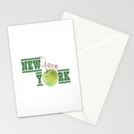 Love New York Stationery Cards