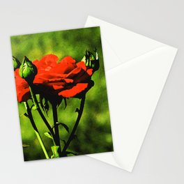 A Kiss from a Rose Stationery Cards