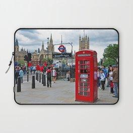 LONDON CALLING Laptop Sleeve
