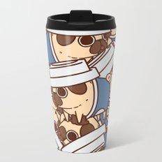 Puglie Coffee Metal Travel Mug
