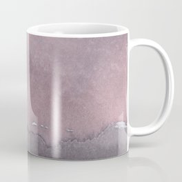 7 | 1903011 Watercolour Abstract Painting | Muted Colours Coffee Mug