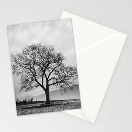 Limbs of Black Stationery Cards