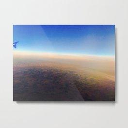 Sky high. Metal Print