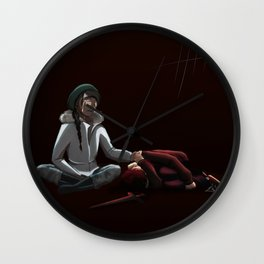 The di Angelos Wall Clock
