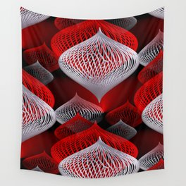 onion pattern -1- Wall Tapestry