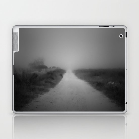 The road to nowhere Laptop & iPad Skin