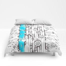 River Rapids Comforters