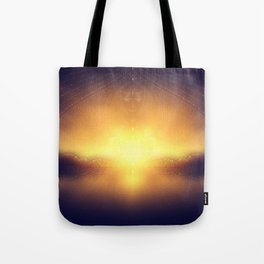 welcome to the dream gate. ayahuasca trip Tote Bag
