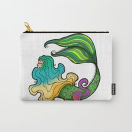 Let the Sea Set You Free Carry-All Pouch