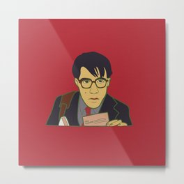 MAX FISCHER FROM RUSHMORE (color) Metal Print