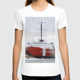 USCG Cutter Mackinaw 83 T-shirt