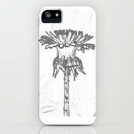 Flower Cia iPhone Case