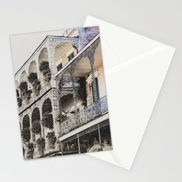 New Orleans Throwback Stationery Cards