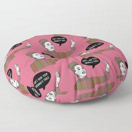 Momma's Table Floor Pillow