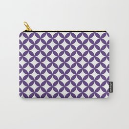 """sippo"" Japanese traditional pattern Carry-All Pouch"
