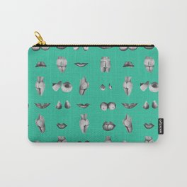 Make love plz Carry-All Pouch