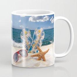 Summer Beach Vacation Coffee Mug