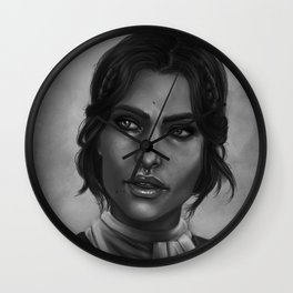 Josephine Montilyet Wall Clock