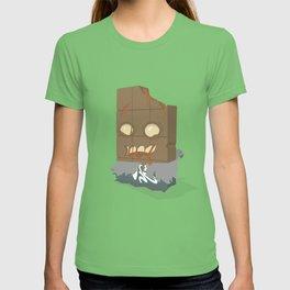 Zombie Crunch Bar T-shirt